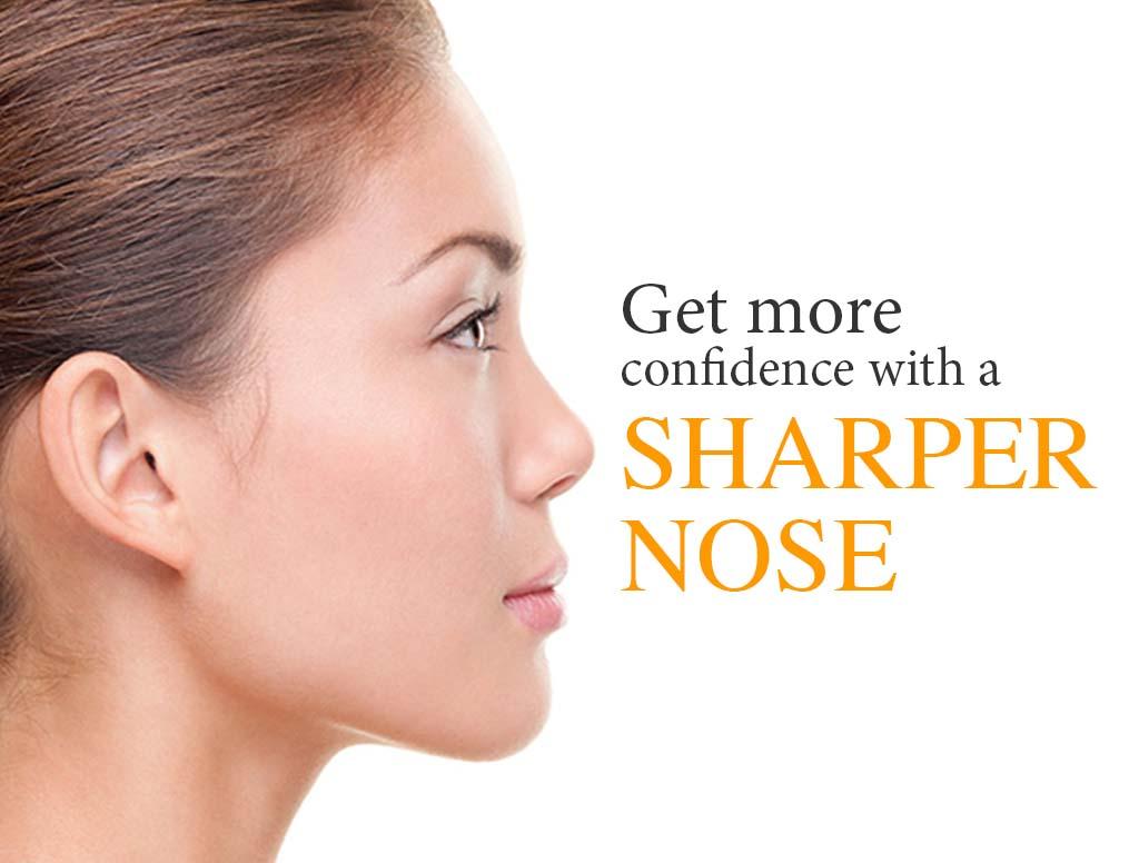 asian-nose