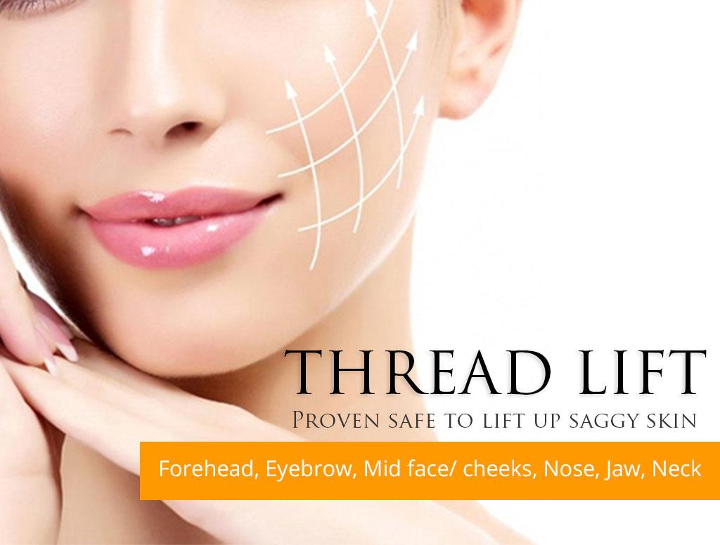 Thread Lift Treatment In Singapore | Lim Clinic & Surgery