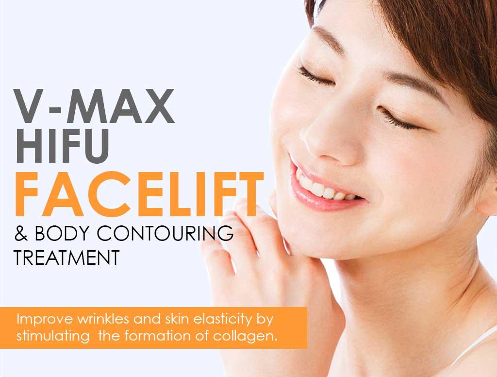 Max HIFU Facelift & Body Contouring Treatment - Lim Clinic